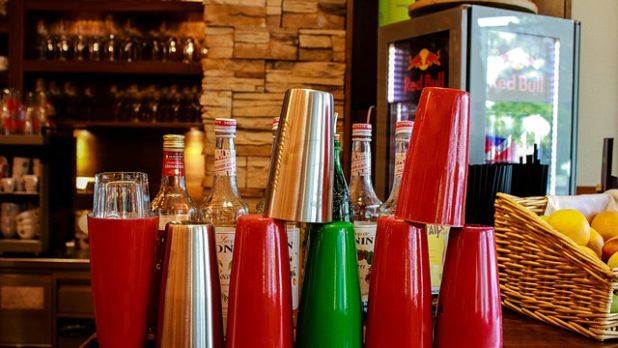 Bar und Shaker